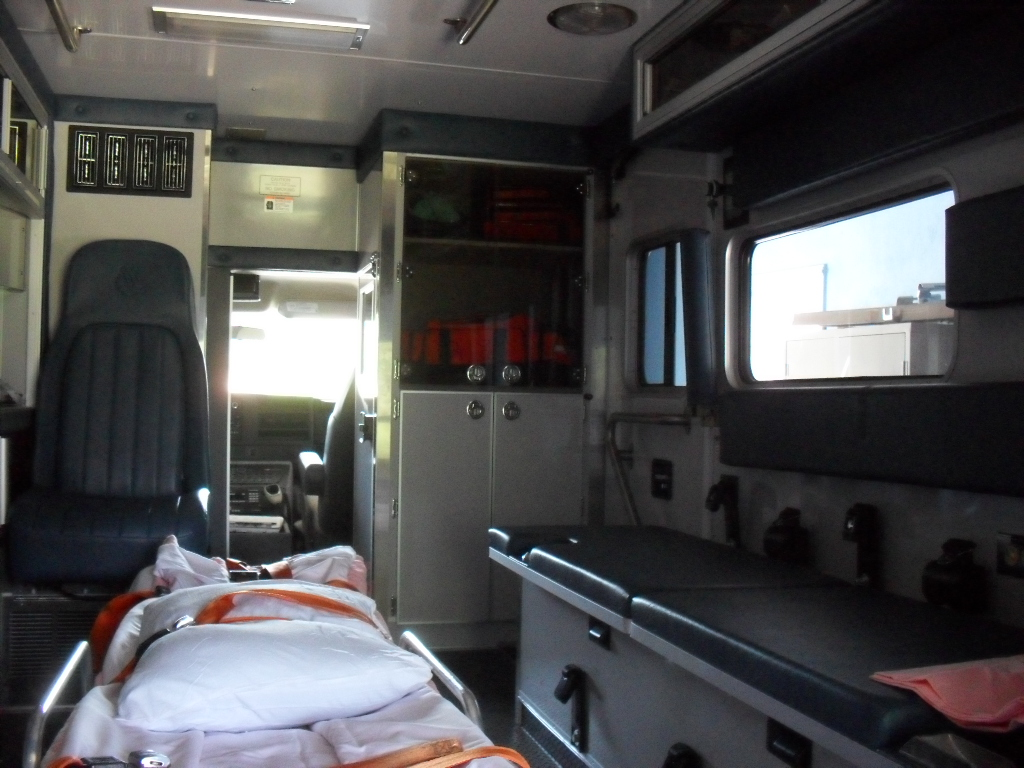 The Tale of Two Ambulances - EMS in the New Decade